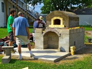 build_front_section_of_oven