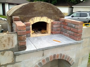 construction_of_oven_entrance